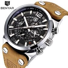 Detail Feedback Questions about <b>BENYAR</b> Mens Watches Top ...