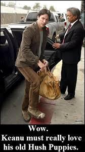 Thrifty Keanu   Keanu Reeves   Know Your Meme via Relatably.com