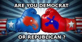 「republican or democrat」の画像検索結果