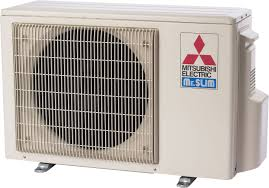 Mitsubishi Ductless Home Goods Residential 12k Btu Mitsubishi Muyge Air Conditioner