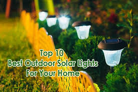 Top 10 Best <b>Outdoor Solar Lights</b> in 2019 – Reviews and Top Picks ...