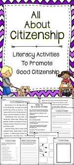 best ideas about good citizen citizenship all about citizenship activity pack this is a literacy resource all about citizenship this