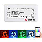 GIDERWEL <b>Home Smart Zigbee RGBCCT</b> Strip Controller ...