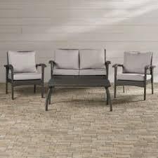 <b>6</b>-<b>Piece</b> Madison Patio Seating Group | Products | <b>Outdoor sofa</b> sets ...