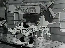 "Flip the Frog ""The Cuckoo Murder <b>Case</b>"" - <b>Halloween Cartoon</b> ..."