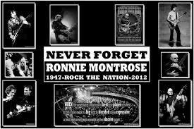 <b>Ronnie Montrose</b>: The Official <b>Ronnie Montrose</b> Site