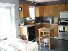 wall color ideas oak: kitchen wall colors with light cabinets beautiful kitchen ideas d