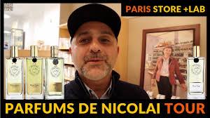 <b>Parfums De Nicolai</b> Fragrances Preview From Paris Store/Lab + WW ...