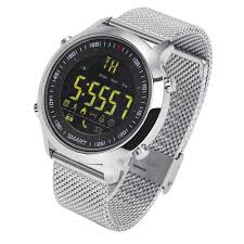 DEHWSG <b>Smart Watch</b> Waterproof IP68 5ATM Passometer ...