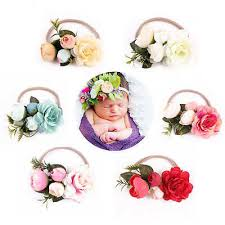 Online Shop <b>Kids Girl Baby Infant</b> Flower <b>Headband</b> Accessories ...