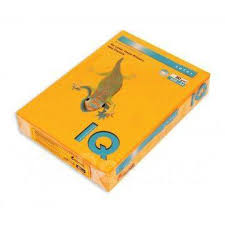 Бумага А4 <b>IQ Color</b> 80г 500л AG10 старое золото /5 - <b>Канцелярия</b> ...
