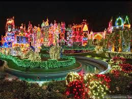 colorful disneyland outdoor christmas beautiful christmas decorations