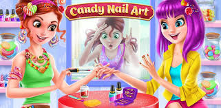 Candy Nail Art - <b>Sweet</b> Fashion - Apps on Google Play