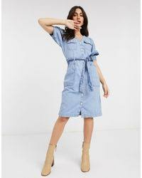 <b>Levi's Dresses</b> for Women - Up to 61% off at Lyst.co.uk