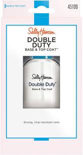 <b>Sally Hansen Double</b> Duty Base & Top Coat | Ulta Beauty