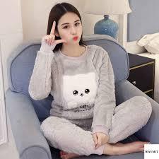 Wholesale <b>Pajamas Sets Spring Autumn</b> 18 Style Thin Carton ...