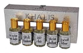 Купить <b>Khalis</b> Silver <b>Set</b> от 4 224 руб - ParfumMama.ru