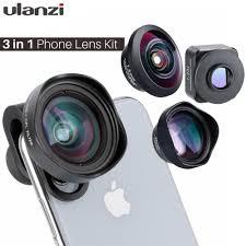 <b>Ulanzi</b> Mobile Phone <b>Lens</b> 17mm Interface Wide angle <b>lens</b> with ...