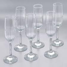 <b>Набор бокалов для шампанского</b> Pasabahce, 6 шт — купить в ...