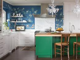 Wall For Kitchens Green Kitchen Walls Ideas Home Furniture