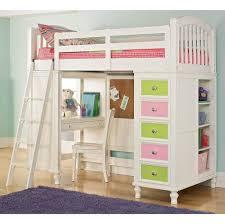 beds desk kids purple bedroom inspiring bunk bed with desk design including closet and drawe
