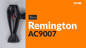 Распаковка <b>фена Remington AC9007</b> / Unboxing Remington ...
