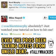 Coach Kent Murphy Dinger Derby Quotes. QuotesGram via Relatably.com