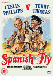 dvd review spanish fly