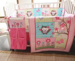 girl owl bathroom decor exquisite baby girl owl crib bedding sets backyard om style baby girl