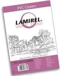 <b>Lamirel LA</b>-78684 <b>Transparent</b> A4, Smoky <b>обложка</b> для переплета ...