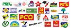 Resultado de imagem para siglas dos partidos politicos atuais