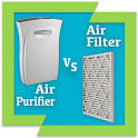 air purifier filter hack