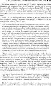 Leased Equipment  When Does a Permanent Establishment Exist    PDF