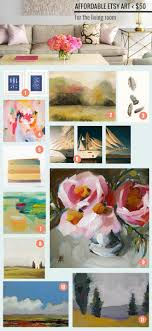 Etsy Art 407 Best Art Love Images On Pinterest Abstract Abstract Art And