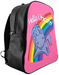 Altered Carbon Backpack <b>Hello Unicorn</b> Altered Carbon: Amazon.co ...