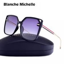 <b>Blanche Michelle</b> Fashion Oversized Polarized Sunglasses Women ...