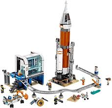 LEGO City Space Deep Space Rocket and Launch ... - Amazon.com