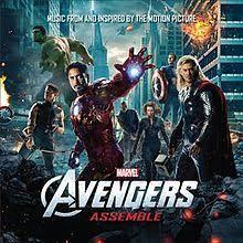 Мстители (<b>саундтрек</b>) - The <b>Avengers</b> (soundtrack) - qwe.wiki