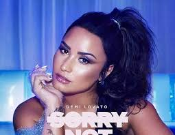 Demi Lovato Sends a Message to Her Haters With Sorry Not Sorry ...