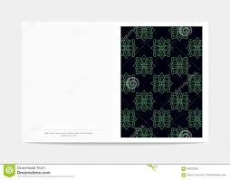 magazine cover geometric patterns cover page template magazine cover geometric patterns cover page template
