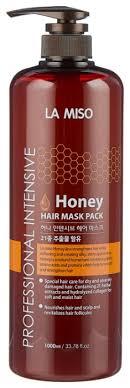 La Miso <b>Интенсивная</b> медовая <b>маска для волос</b> — купить по ...