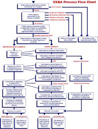 ceqa process flow chart