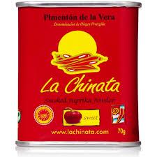 La Chinata / <b>Паприка</b> копченая <b>молотая сладкая</b>, 70г — купить в ...