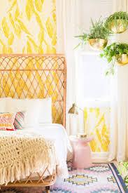 Orange Bedroom Wallpaper 17 Best Ideas About Bright Wallpaper On Pinterest Tropical