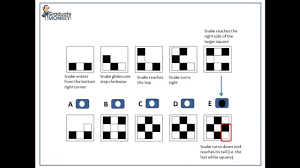 logical abstract reasoning test tutorial sample