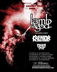 <b>Lamb Of God</b> (@<b>lambofgod</b>) | טוויטר