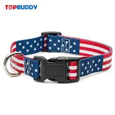 America National Flag <b>Dog</b> Neck Ring 5 Different Size <b>Thermal</b> ...