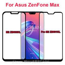 Zenfone Max M2 ZB633KL ASUS_X01BD/BDA <b>полное закаленное</b> ...