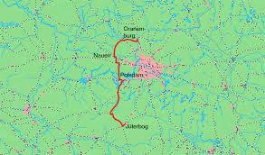 Jüterbog–Nauen railway
