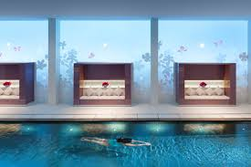 The SPA at Mandarin Oriental, <b>Paris</b> - <b>World Luxury</b> Spa Awards